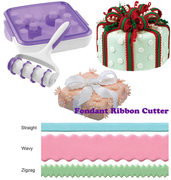 wilton decorate smart fondant ribbon cutter set