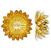 Metal Brass Component Filigree
