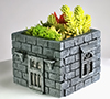 Fantasy Making : Castle Planter /1pc