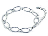 Silver925 charm bracelet /1pc