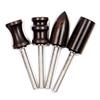 Wood burnisher for Edge Leather craft ( Nijigami tool )  /1pc