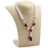 Display : Necklace stand Cord Material / 1pc