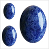 Sodalite stone Cabochon Oval /1pc