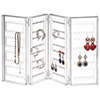 Display, Necklace stand Clear / 1pc