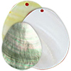 Shell Egg shape E1-4 / 1pc