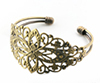 Metal Bracelet core / 1pc