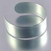 Stainless steel Bracelet core / 1pc