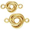 K14 (GF) Gold filled Love Knot Link / 1pc