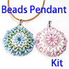 Beads Pendant Kit / 1set