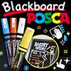 Uni Posca BlackBoard Posca / 1pc