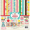 Paper craft KIT : Echo Park Collection Kit 12
