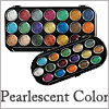 Niji (Yasutomo ) : Pearlescent Watercolor Set / 1set