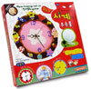 Clay kit for education : Wall clock / 1 set