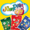 Jumping clay single color / 1pc