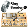 Ring bender tool - Economy (made in china) / 1 set