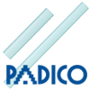 Clay roller ( rolling pin ) : Padico / 1pc