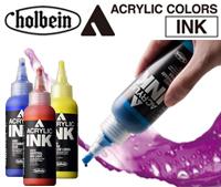 Holbein Acrylic Ink / 1pc