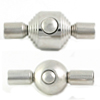 Stainless steel clasp / 1pc