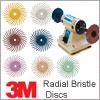 3M radial disc medium size (75mm) / 1pack (12pcs)