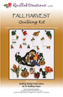 Quilling Kit : #406 Fall Hervest / 1set