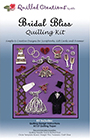 Quilling Kit : #415 Bridal Bliss / 1set