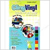 Grafix Cling Vinyl Sheet 9x11