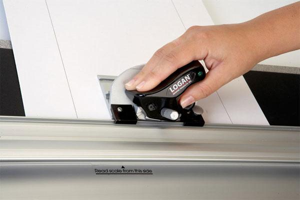 Logan Handheld Mat Cutters 5000 8 Ply Handheld Mat Cutter