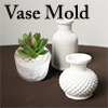 Mold for vase ( pot ) /1pc