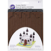 Wilton Texture Mat Set - Flagstone & Wood / 1set