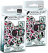 Jewelry clay : Crystal clay / 1set 50gram