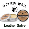 Otter Wax: Leather Salve /1pc