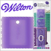 Wilton Icing Comb set / 1 set