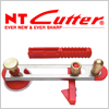 NT Cutter : Circle Plastic Cutter / 1set