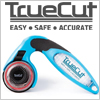 TrueCut My Comfort Cutter / 1pc