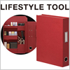 LIFE STYLE TOOL File /1pc