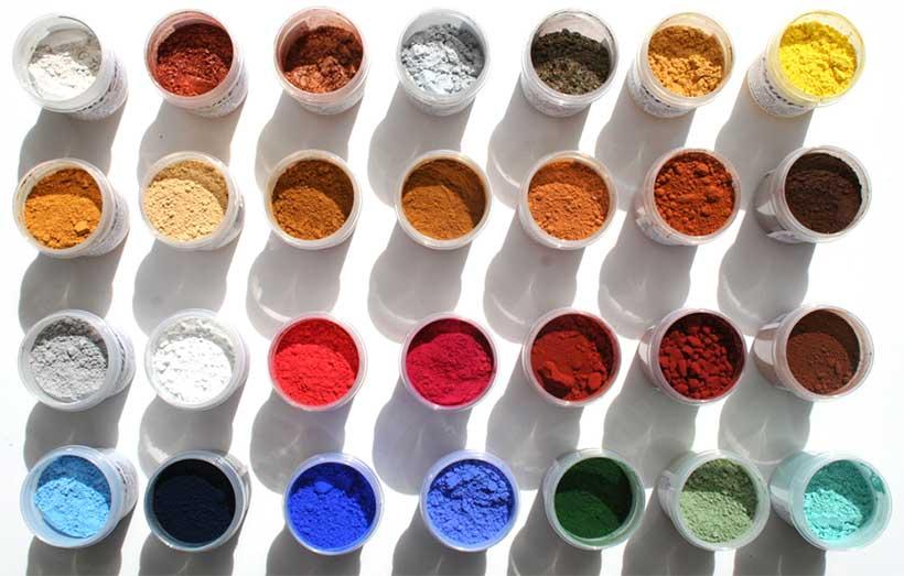 Paver Color : Coloring powder for Paverpol ( mica powder )