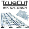 TrueCut Ruler / 1pc