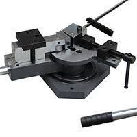 Heavy duty universal Angle bender, Radius bender, Scroll bender / 1set