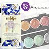 Prima Marketing Metallic Accents Semi-Watercolor Paint Set /1set(12color)