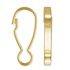 K14 (GF) gold filled Flat Wire Clasp /1pc