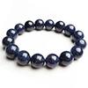 Sapphire round bracelet /1pc