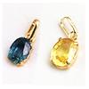 K18 Sapphire Pendant /1pc