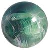 Fluorite round / 1pc