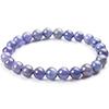 Tanzanite bracelet round 6mm /1pc