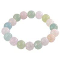 Beryl bracelet round /1pc