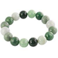 Jadeite Jade bracelet round 12mm /1pc