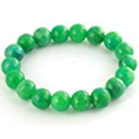 Birma Jade Bracelet Round 10mm /1pc