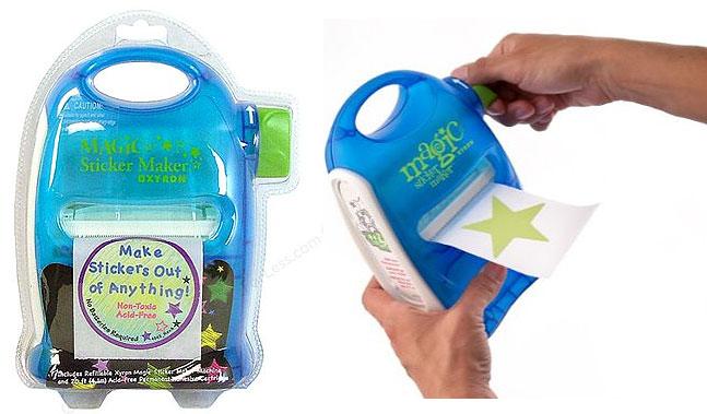 Xyron magic sticker maker machine 1pc