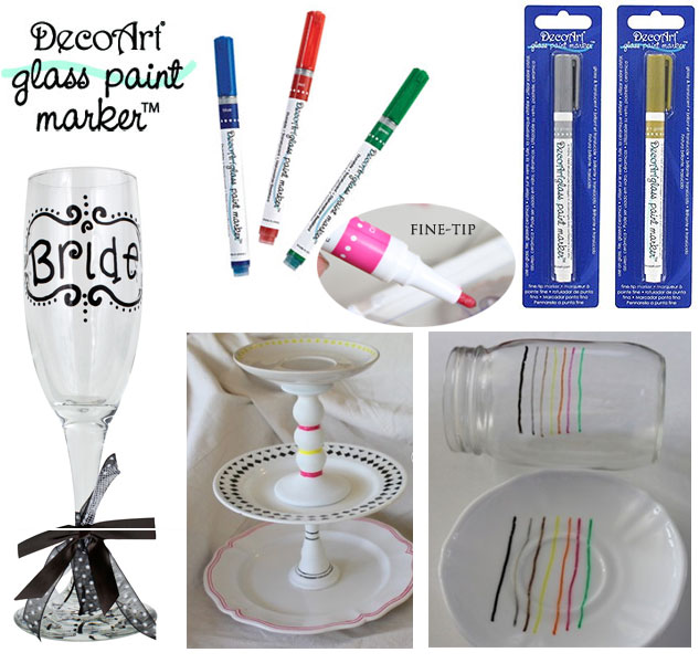 Decoart Glass Paint Marker