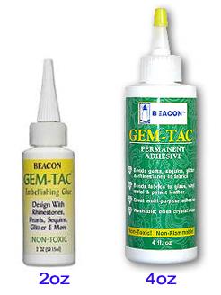 04bd889e7f48 Glue   Gem-Tac  1pc